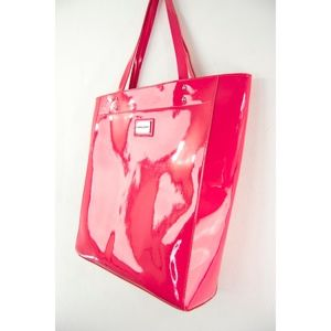 Cynthia Rowley Bags - Cynthia Rowley Pink Patent Leather Tote Bag